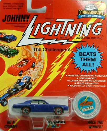 Johnny Lightning Commemorative Limited Edition