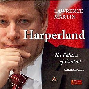 Harperland Audiobook