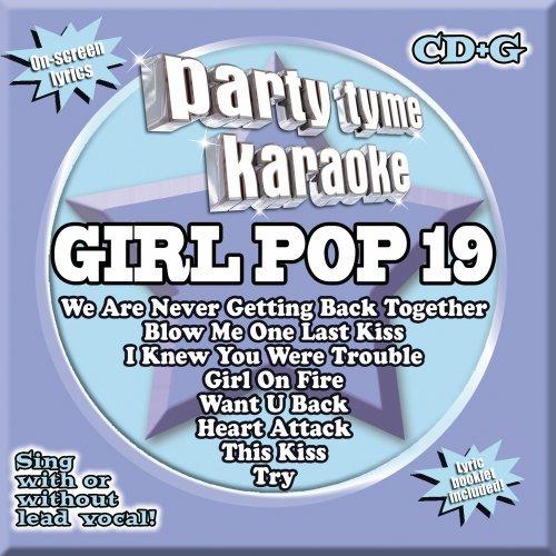 Party Tyme Karaoke: Girl Pop 19