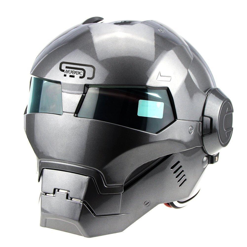 AUBBC Masei 610 Atomic-Man Motorcycle Helmet