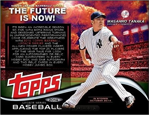 2014 Topps UPDATE Series MLB Major League Baseball