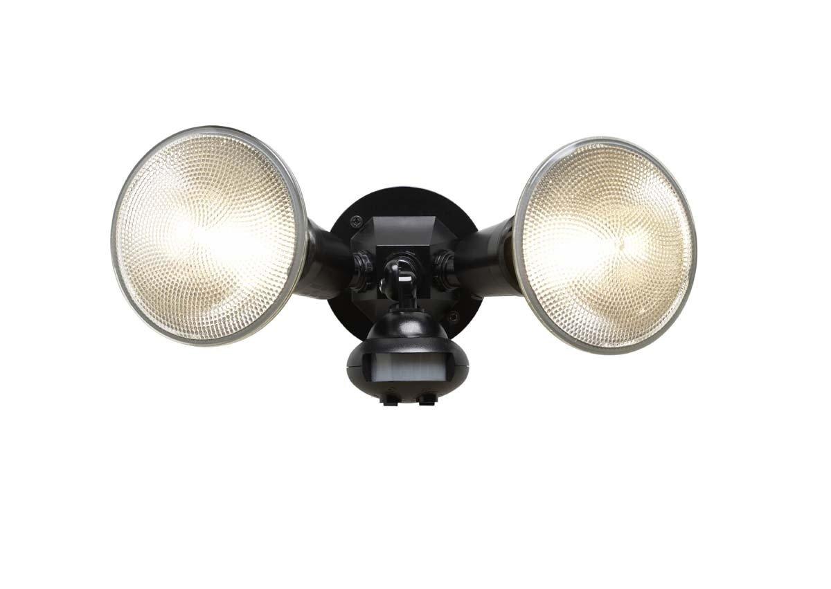 lighting motion sensor detector floodlight light outdoor. Black Bedroom Furniture Sets. Home Design Ideas