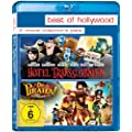 Hotel Transsilvanien/Die Piraten - Ein Haufen merkwürdiger Typen - Best of Hollywood/2 Movie Collector's Pack [Blu-ray]