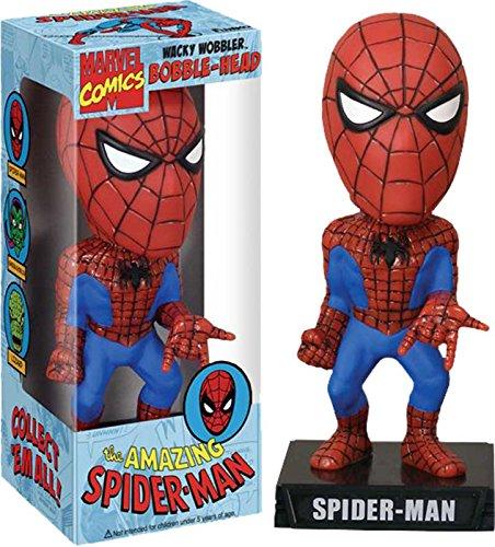 Marvel Comics Spider-Man bobbing head (japan import)