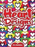 Heart Designs (Dover Design Coloring Books)