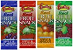 Frutina Real Fruit Snack Variety Box...