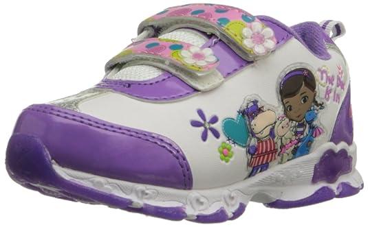 Kids' Newest Disney Doc McStuffins Sneaker Clearance Sale