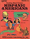 img - for Reading about famous Hispanic Americans: Grades 2-5 book / textbook / text book