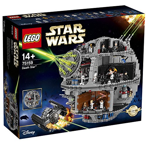 Lego Death Star 75159 (2016 edition)