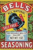 Bell's All Natural Salt Free Seasoning 1 oz (Pack of 12)