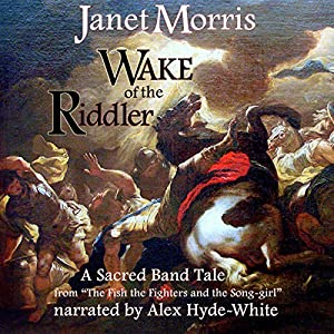 Wake of the Riddler Audiobook