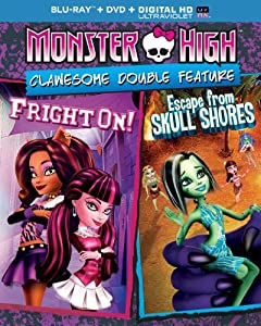 615qmLpaedL. SY300  Monster High: Clawesome Double Feature (2014)