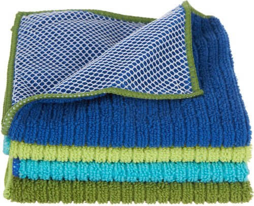 Ritz Microfiber 12 by 12-Inch Dish Cloth  Poly