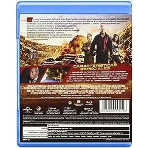 Death Race Infierno (Blu-Ray) (Import) (2013) Luke Goss; Ving Rhames; Danny