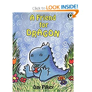 A Friend For Dragon (Dragons)