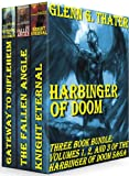 img - for Harbinger of Doom ( Epic Fantasy Three Book Bundle) book / textbook / text book