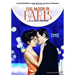 Full Moon in Paris [Blu-ray]