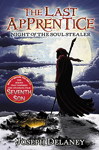 Night of the Soul Stealer (Last Apprentice)