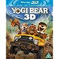 Yogi Bear (Blu-ray 3D + Blu-ray + DVD + UV Copy) [Region Free]