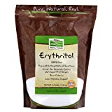 Now Foods, Erythritol, Natural Sweetener, 2.5 lbs (1134 g) (Tamaño: 40 Ounce (Pack of 1))