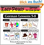 German Lessons 5-8: Toys/Games, Month...