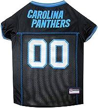 Pets First Carolina Panthers Mesh Jersey, X-Large