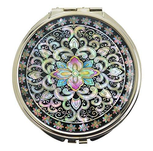 Miroir poche luxe for Miroir fantaisie design