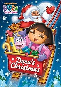 Dora The Explorer Doras Christmas from Nickelodeon