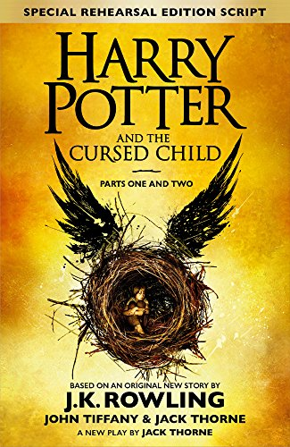 Harry Potter and the Cursed Child – Parts One and Two (Special Rehearsal Edition)