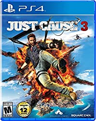 Just Cause 3 Collector's Edition by SQUA0