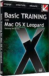 Entrenamiento Básico para Mac OS X Leopard: Apple Macintosh OSX Leopard Tutorial formación educativa .