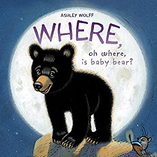 Book Cover: Where, Oh Where, Is Baby Bear?