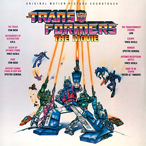 Album Art for Transformers: Deluxe Edition OST by Various Artists