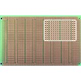 POW3U PowerBoard-3U with Power Rails, 1 Sided PCB, 3.94 x 6.30 in (100 x 160 mm)