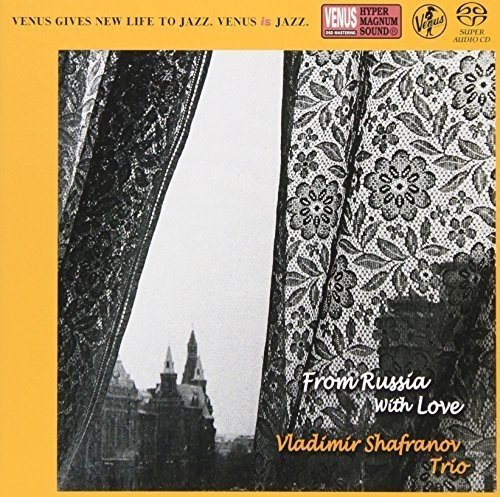 SACD : Vladimir Shafranov - From Russia with Love (Japan - Import)
