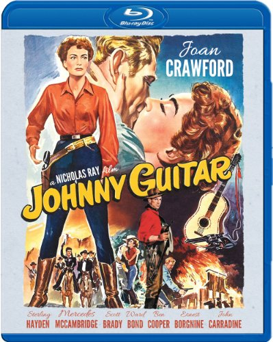 Cover art for  Johnny Guitar [Blu-ray]