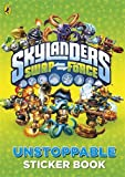 Skylanders SWAP Force: Unstoppable Sticker Activity Book