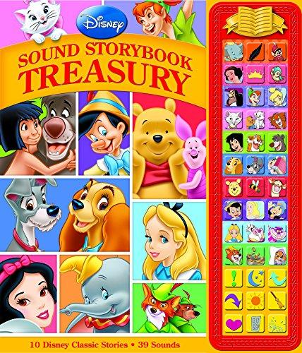 DISNEY SOUND STORYBOOK TREASURY (Sound Book)