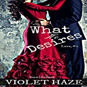What He Desires: Luna, Book 2 | Violet Haze