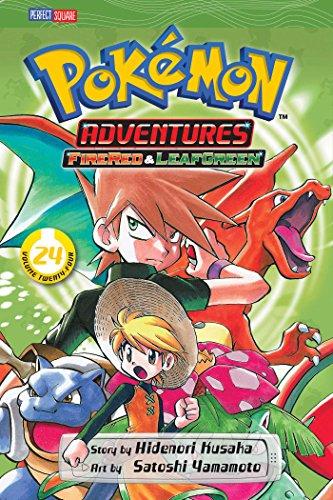 神奇的冒险,第 24 (Pokemon) 卷