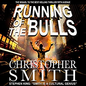 Running of the Bulls Audiobook