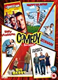 6 Film Box Set: Big Daddy/Bily Madison/Funny People/Happy Gilmore/Longest Yard/You Don'T Mess With The Zohan [DVD]