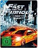 The Fast and the Furious: Tokyo Drift - Steelbook [Alemania] [Blu-ray]