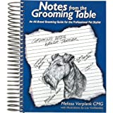 615swQkXKbL. SL160 Notes From The Grooming Table by Melissa Verplank Reviews