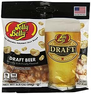 Draft Beer Jelly Beans - 3.5 oz Bag