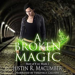 A Broken Magic Audiobook