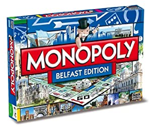 Monopoly: Belfast, Northern Ireland Edition