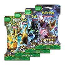 Pokémon TCG: XY—Fates Collide Sleeved Booster Pack (10 Cards)