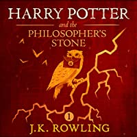 Harry Potter and the Philosopher's Stone, Book 1 Hörbuch von J.K. Rowling Gesprochen von: Stephen Fry