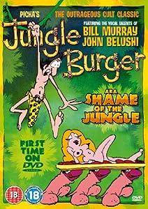 Jungle Burger AKA Shame of the Jungle [DVD]